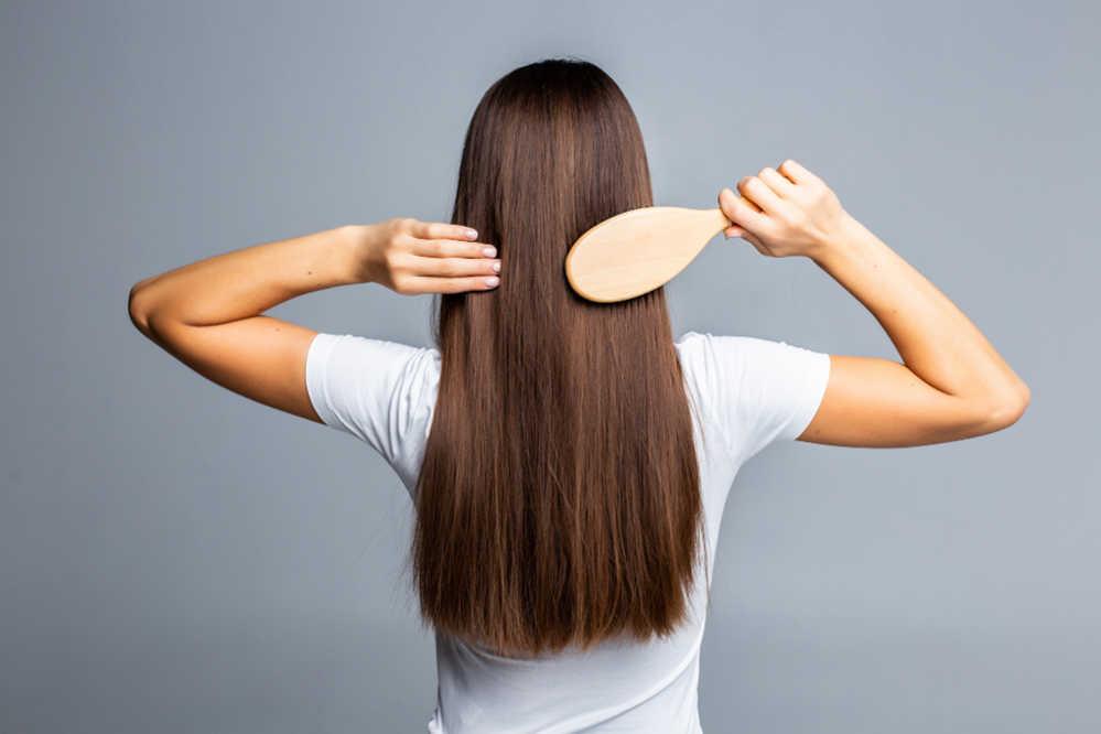 długie zdrowe włosy